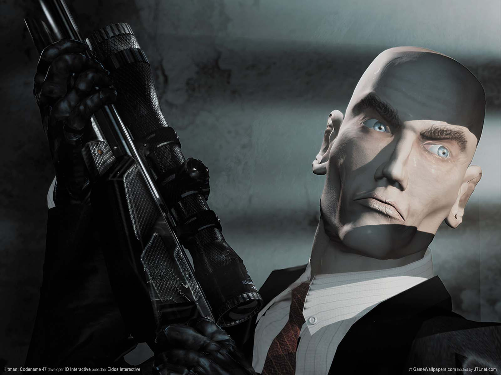 "Retrohelg #3: ""Hitman: Codename 47"""