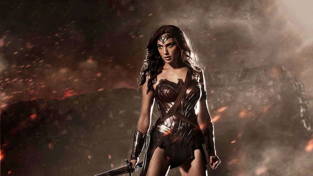 Her er nye Wonder Woman