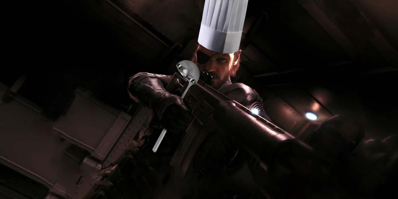 Metal Gear Café