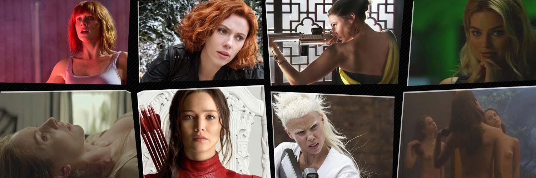 Topp 8 Sexy Film-Karakterer 2015