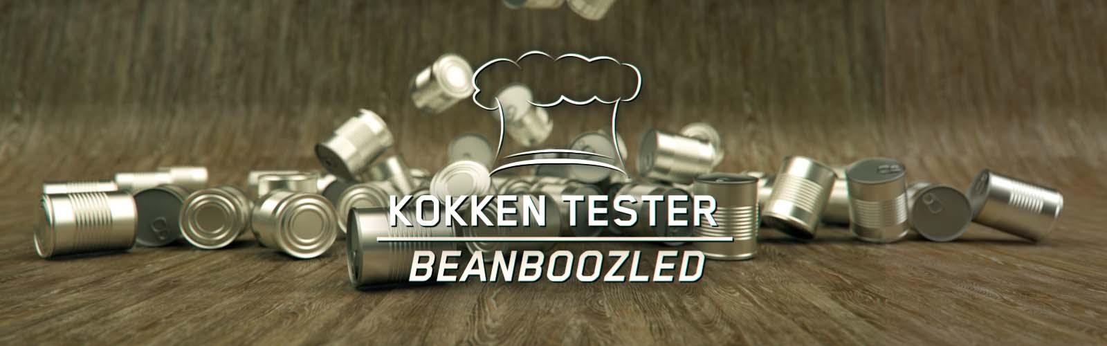 Kokken tester: Beanboozled
