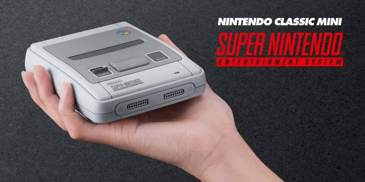 Installer flere spill på SNES Classic