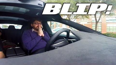 Tesla's Autopilot System Is Creepy And Wonderful