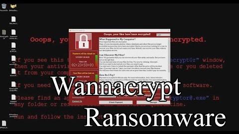 Slik ser det ut om du blir angrepet av WannaCrypt ransomware
