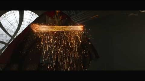 Doctor Strange VFX breakdown