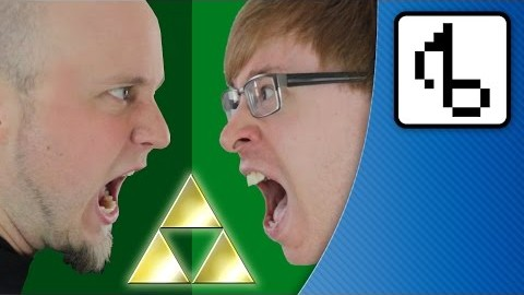 Zelda: Ocarina of Time WITH LYRICS feat. Dave Bulmer - brentalfloss