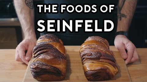 Binging with Babish: Seinfeld