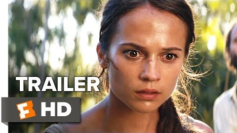 Tomb Raider Trailer #2