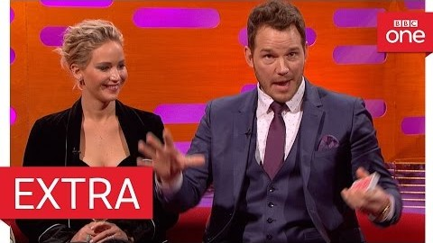 Chris Pratt's epic card trick fail
