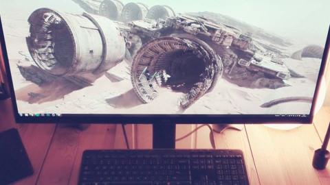 """Monitor: AOC u3477Pqu 34"""""""