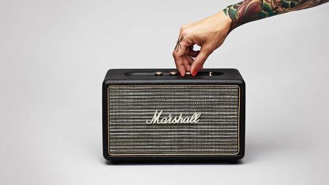 Marshall Action Bluetooth Høyttaler