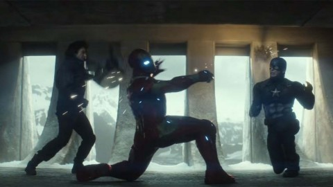 Filmtrailer: Captain America: Civil War