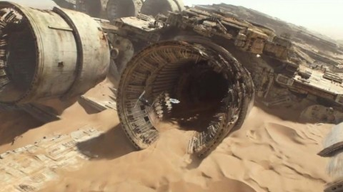 Ny Star Wars Episode VII Trailer!