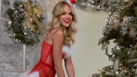 Adventsbabe #4: Lindsay Ellingson