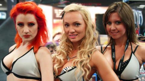 Comic Con 2015 Babes