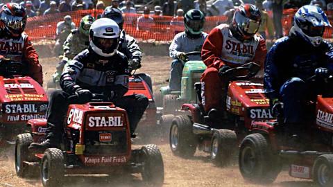 10 spesielle motorsporter