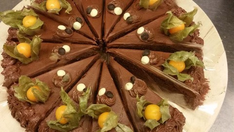 Verdens enkleste sjokoladekake