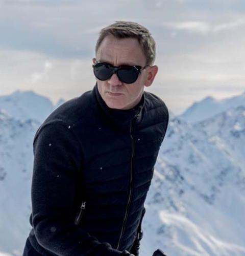 Bakomfilm fra nye James Bond