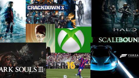 GC 2015: Microsofts trailere