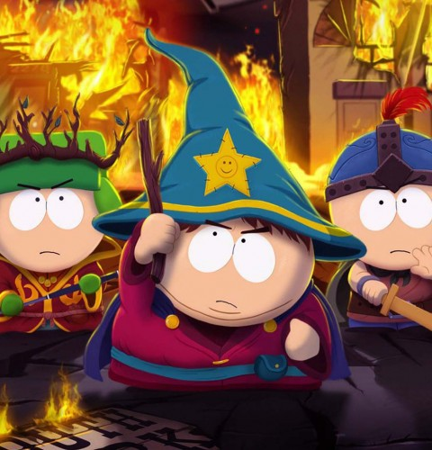 Julegaming #2: South Park: The Stick of Truth