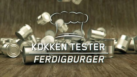 Kokken tester: Ferdigburger