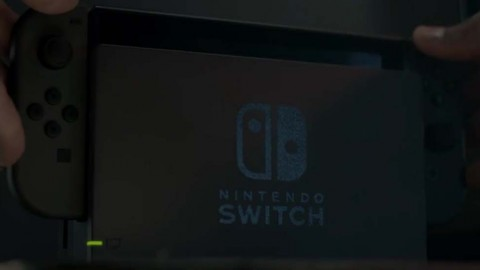 Nintendo Switch annonsert