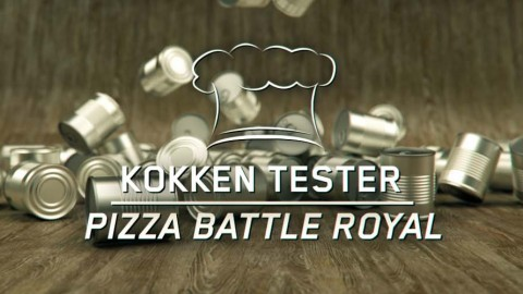 Kokken tester: Pizza (battle royal)