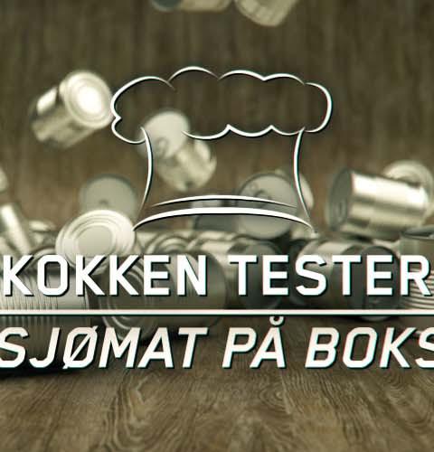Kokken tester: sjømat på boks