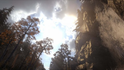 Pene Rise of the Tomb Raider skjermbilder