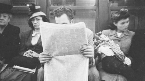 Stanley Kubricks fotografier fra 40-tallet