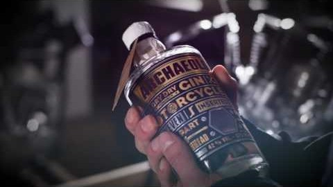 The Archaeologist: Harley Davidson Gin