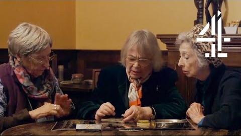 Three Grannys Visit Amsterdam