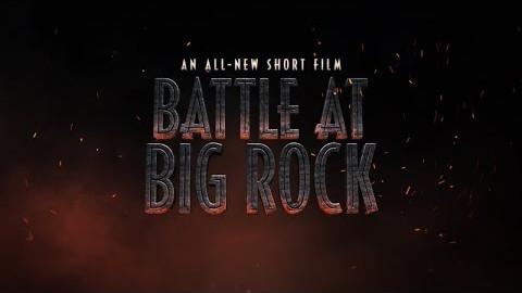 Battle at Big Rock / Jurassic World Short Film