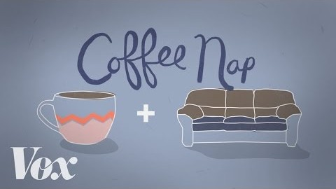 Coffee naps are better than coffee or naps alone