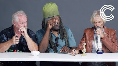 Grandpas Smoking Weed for the First Time