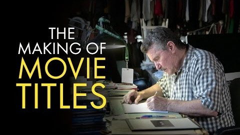 The Making of Movie Titles