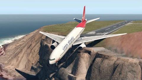 Biggest Planes VS Shortest Runway