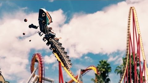 Rollercoaster Tycoon IRL