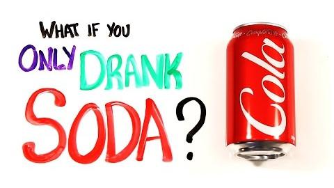 Slutt å drikk Cola!