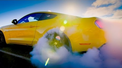 New Top Gear Series Trailer!