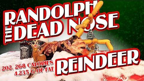 Randolph the Dead Nose Reindeer