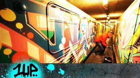 1UP - Beyond the Streets