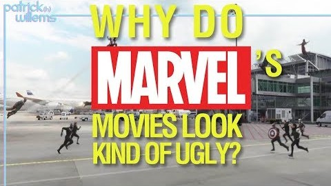 Why Do Marvel's Movies Look Kind of Ugly?