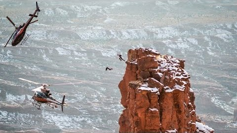 Red Bull: Eight Disciplines of Flight Converge