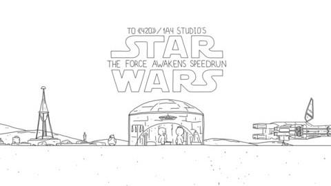 The Force Awakens på 60 sekunder
