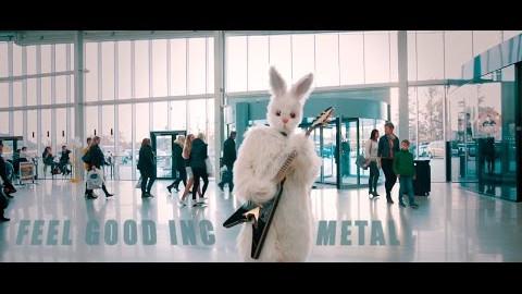 Feel Good Inc (metal cover by Leo Moracchioli)