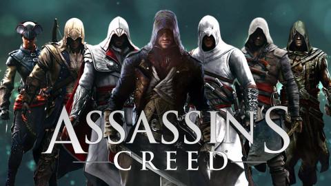 Første bilde fra Assassins Creed filmen