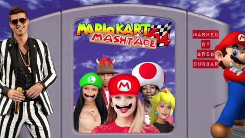Mario Kart Pop Mashup