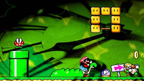 Mario slått på 23 min i blinde