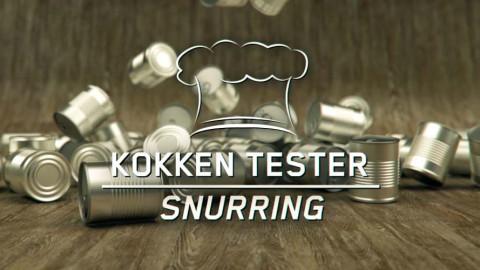 Kokken tester: Snurring